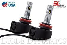 Diode Dynamics H11 SL1 LED (pair) Low Beam LED Headlight for 2008-18 Subaru WRX