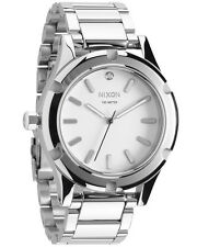Nixon The Camden White A343 100 Watch Retail $250