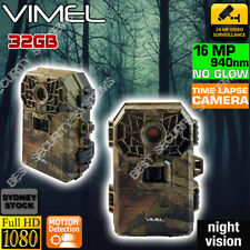 Home Security Camera Invisible at night Game Wild Life Scout Outdoor Waterproof
