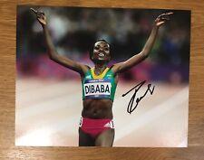 David Weir Olympic Champion Hand Signed 16 X 12 Photo Free Post Olympic Memorabilia