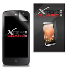 6-Pack Clear XtremeGuard HI-DEF Screen Protector For ZTE Majesty Pro LTE Z799VL