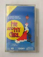 ME & MY GIRL Original Broadway Cast MCAC6196 Cassette Tape
