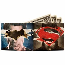 Limited Edition - Official DC Authentic - Batman Vs Superman Bifold Wallet