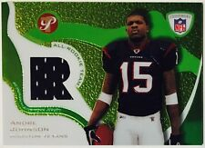 2003 Topps Pristine All Rookie Team Andre Johnson Jersey RC