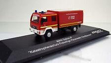 Rietze 68039 MAN L2000 Dekon P Feuerwehr Kaufbeuren Katastrophenschutz 1 87