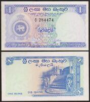 1 RUPEE 1963 CEYLAN / CEYLON [UNC / NEUF] P56e - Sri Lanka roupie