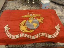 USMC UNITED STATE MARINE CORPS FLAG 3 X 5, Flown at SC Veterans Memorial