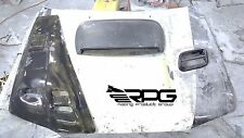 RPG Extreme Competition Hood Scoop Air Duct 99-01 Subaru Impreza GC8 GF8 WRX STi