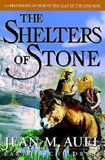 Earth's Children Ser.: The Shelters of Stone : Earth's Children Bk. 5 by Jean...