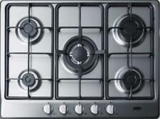 """Summit Gc527Ss 27 """" Gas Cooktop Built In 5 Sealed Burners Stainless Steel"""