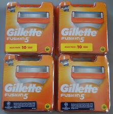 Gillette Fusion 5 Lames de Rasoir (Pack de 10)
