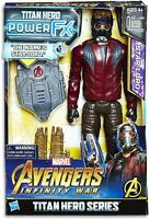 "Star Lord 12"" Action Figure Titan Hero FX Avengers Guardians of the Galaxy NEW"