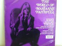 MARIANNE    FAITHFUL          LP           THE  WORLD  OF  MARIANNE  FAITHFUL