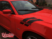 SXT Decal Sticker dodge ram Hemi R//T Nascar SS RT SRT Racing Pair