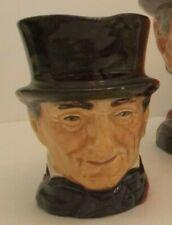 "Royal Doulton John Peel D5731 Small Size Character Jug w/""A"" mark"
