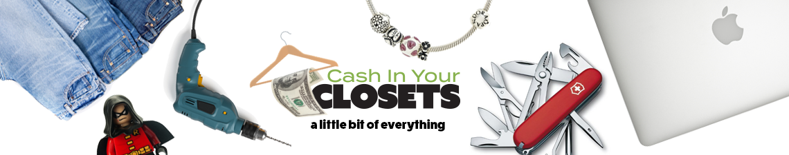 Cash In Your Closets