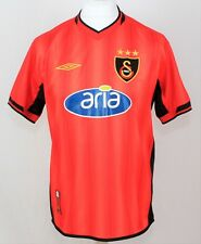 GALATASARY 3 RD Chemise 03-04 UMBRO Taille S 255 Droit