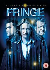 Fringe - Season 4  [DVD + UV Copy] [2012] [DVD][Region 2]