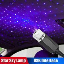 BB40 Atmosphere Light USB Roof Car Star Ceiling Lamp US Night Romantic Lights