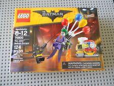 Lego The Batman Movie- 70900 The Joker Balloon Escape  - New in Box !! 2 figures