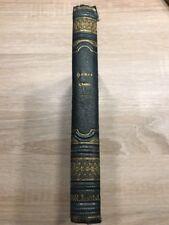 Homer's Odyssee im Vermasse der Urschrift übersetzt v. Ehrenthal 1+2 Theil, 1865