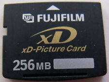 Fujifilm 256MB xD-Picture Card for Fuji and Olympus Digital Cameras, KOREA