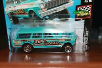 CHEVROLET - NOVA WAGON GASSER - HOT WHEELS - SCALA 1/64