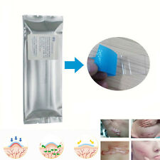 Silicone Removal Patch Reusable Acne Gel Scar Therapy Silicon Sheet Skin VGX