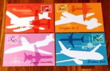 Finland Maximum Cards 2003 Air Traffic History - Planes - Excellent Quality