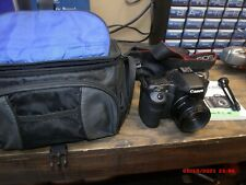 Canon EOS 40D 10.1MP Digital SLR Camera with Lens