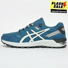 Asics Gel citrek Para Hombres Zapatos De Entrenamiento All Terrain Trail Azul