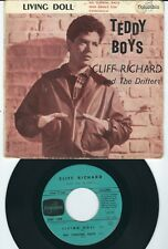 Rocker Cliff Richard COLUMBIA ESDF 1289 No turning back / Mad about you +2 ♫