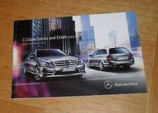 Mercedes Clase C lista de precios 2011-2012 C180 C200 C220 C250 C350 C63 AMG CDI Sport