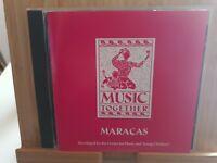 Music Together Maracas Audio Music CD