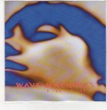 (DQ732) Ill Fit, Wave Machines - 2012 DJ CD