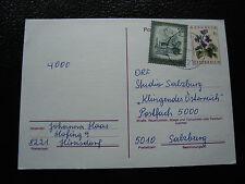 AUTRICHE - carte entier 1991 (cy29) austria