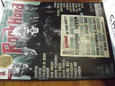 Revue Rock Hard n°158 avec CD Sword Grave Satan Pentagram Iron Maiden ...