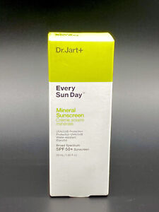 New In Box- Dr. Jart+ -Every Sun Day Mineral Sunscreen- SPF 50+ - 1.69 oz