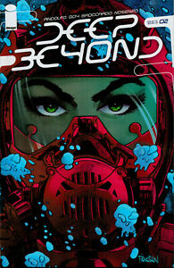 Deep Beyond Nr. 2 (2021), Variant Cover C Panosian, Neuware, new