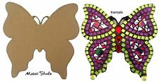 Butterfly - Wooden Cut-out - 280x280mm