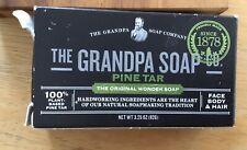 The Grandpa Soap - Pine Tar