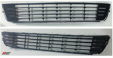 VW TOURAN CADDY 2010-14 FRONT LOWER CHROME BUMPER CENTRE GRILLE PANEL TRIM PART