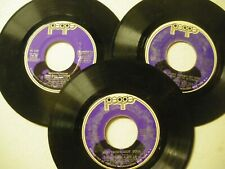3 Fred Wesley & The J.B.'s 45s  If You Don't, Breakin', Doing It  People label