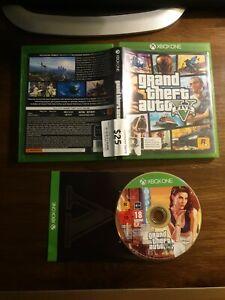 GTA 5 Grand Theft Auto V XBOX ONE GAME Microsoft rockstar by far see star online
