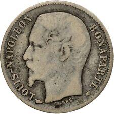 [#493931] Monnaie, France, Napoléon III, 50 Centimes, 1852, Paris, TB, Argent