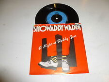 "SHOWADDYWADDY - A Night At Daddy Gees - 1979 UK 7"" Vinyl Single"