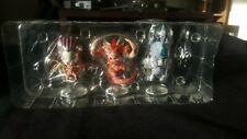 SealedBlizzcon 2013 Cute But Deadly Kerrigan, Arthas, Diablo Figurine Set No Box
