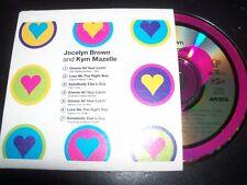 Jocelyn Brown And Kym Mazelle – Gimme All Your Lovin' Single Card Sleeve CD Sin