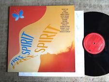Free Spirit compilation Sade, Grace Jones, Tina Turner, Cyndi Lauper,Blondie LP