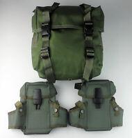 Vietnam War Pouch U.S. Army Magazine Pouch Field Pack Waterproof Bag Nylon Set